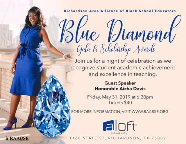 RAABSE Blue Diamond Gala and Awards