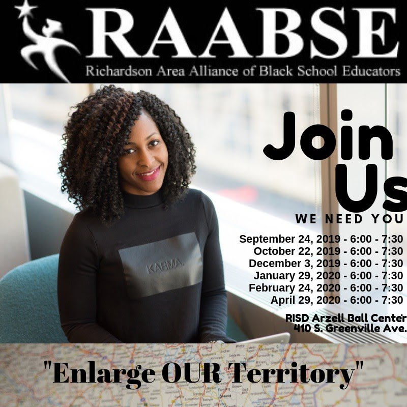 RAABSE Monthly Meeting